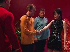 Ficken auf dem Raumschiff Enterprise